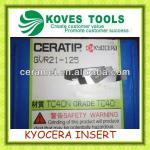 KYOCERA LATHE GROOVING PARTING Ceramic Carbide Insert-