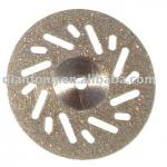 dental diamond cutting wheel
