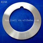 INDUSTRIAL CIRCULAR SLITTING KNIVES FOR CUTTING METAL PLATE