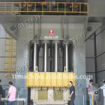 SMC Hydraulic press machine 3500T for Automatic INTERIOR TRIM PARTS