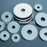 tungsten caribide circular gasket cutter/circular tungsten carbide cutters/disc cutting tools-