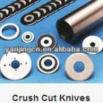 Yanjin tungsten carbide crush cut slitter-
