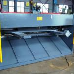 QC11K-25/2500 cnc guillotine machine