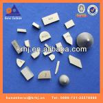 superior quality carbide brazed tips/inserts/teeth from Zhuzhou manufactory