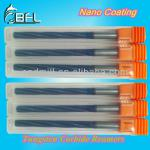 BFL-Carbide 6 Flutes Nano Coated Reamers/Solid Carbide Customized Reamer Cutter