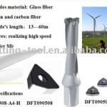 PCD Insert and DFT/DFS drill for wind turbine blade of wind-powered electricity generation-