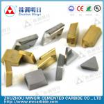 tungsten carbide removable cutting insert for woodworking-