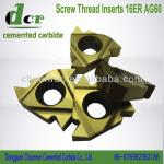Wholesale	Screw Thread Cutting insert tools & turning insert 16ER AG60-