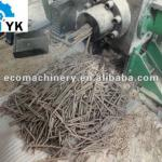 Biomass straw briquette machine