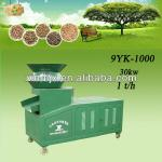 Xindi 1906 factory-outlet CE standard palm silk briquette extruder machine