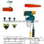 KBK Model Flexible Bridge Crane System