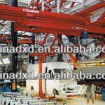KBK-LS model extending beam ergo crane