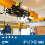 16/3.2t QB explosion proof overhead crane kit