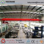 5 ton electric single girder overhead crane top quality