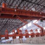 60Ton overhead travelling stacking crane
