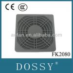 fan filter cover FK2080 for 80mm axial fan