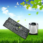 Active carbon air filter environment friendly physical filtration
