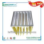High Loft Extended pocket filter /nonwoven Filter bag/ bag filter for ventilation by LWP-F5