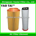Suppiler of air filter C15300 32/917804 used for J.C.B excavator