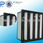 Plastic V Cell Air Filter HEPA