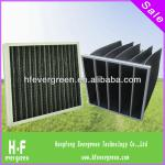 Aluminum Frame Active Carbon Air Filters