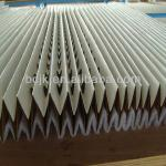 Folded dry-type paper air filters for dust collector/arrestor paper air filter for air filtration(manufature)