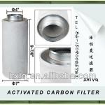 carbon filter for Hydroponic with pre filter