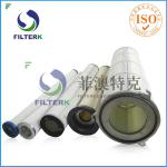 FILTERK Refillable Dust Filter Cartridge Used In Dust Filtering Systems-