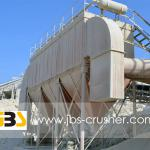 Dust Collecting Machinery for mining and quarrying-