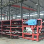 automatic horizontal vacuum belt filter for mine-