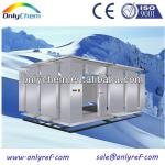 /freezer room/ cold room/Cuarto frio/frozen cooler room plant-