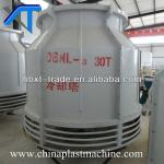 Industrial round water cooling tower for plastic injection machine-