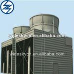 industrial water cooling tower square cross counter flow type-