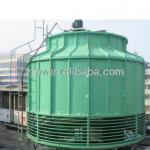Refrigeration system FRP round Cooling Tower-