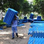 Round and Rectangle Cooling Tower PVC fills-