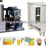 Pure Flake Ice/Snow ball Making and Packaging Machines for Food/Fishery/Seafood-