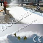 Snow making machine-