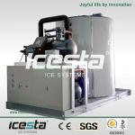 ICESTA Large capacity Industrial used Flake Ice Machine-