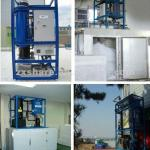 Tube ice machine,tube ie plant-