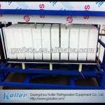 Latest Technology 1.5 tons Aluminium Plate Block Ice Machine(1.5Tons Per day)-