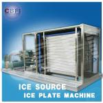 Large Ice Plate Machine-