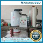 Marine water flake ice machine 1000kg/day for beverage-