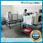 China water cooler Marine flake ice machine 2000kg/day-