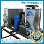 On ship sea water ice maker 2ton /day for fishing-