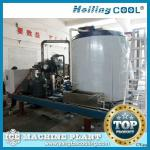 25T/Day Flake Ice Machine for chamcial processing-