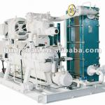 water cooled screw chiller-