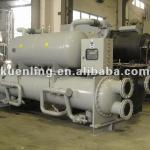 water cooled water chiller-