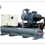 industrial machinery industry chilled water chiller price