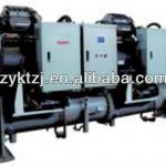 Turbo inverter centrifugal water cooled water chiller-