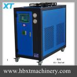 air cooled chiller for injection machinery-